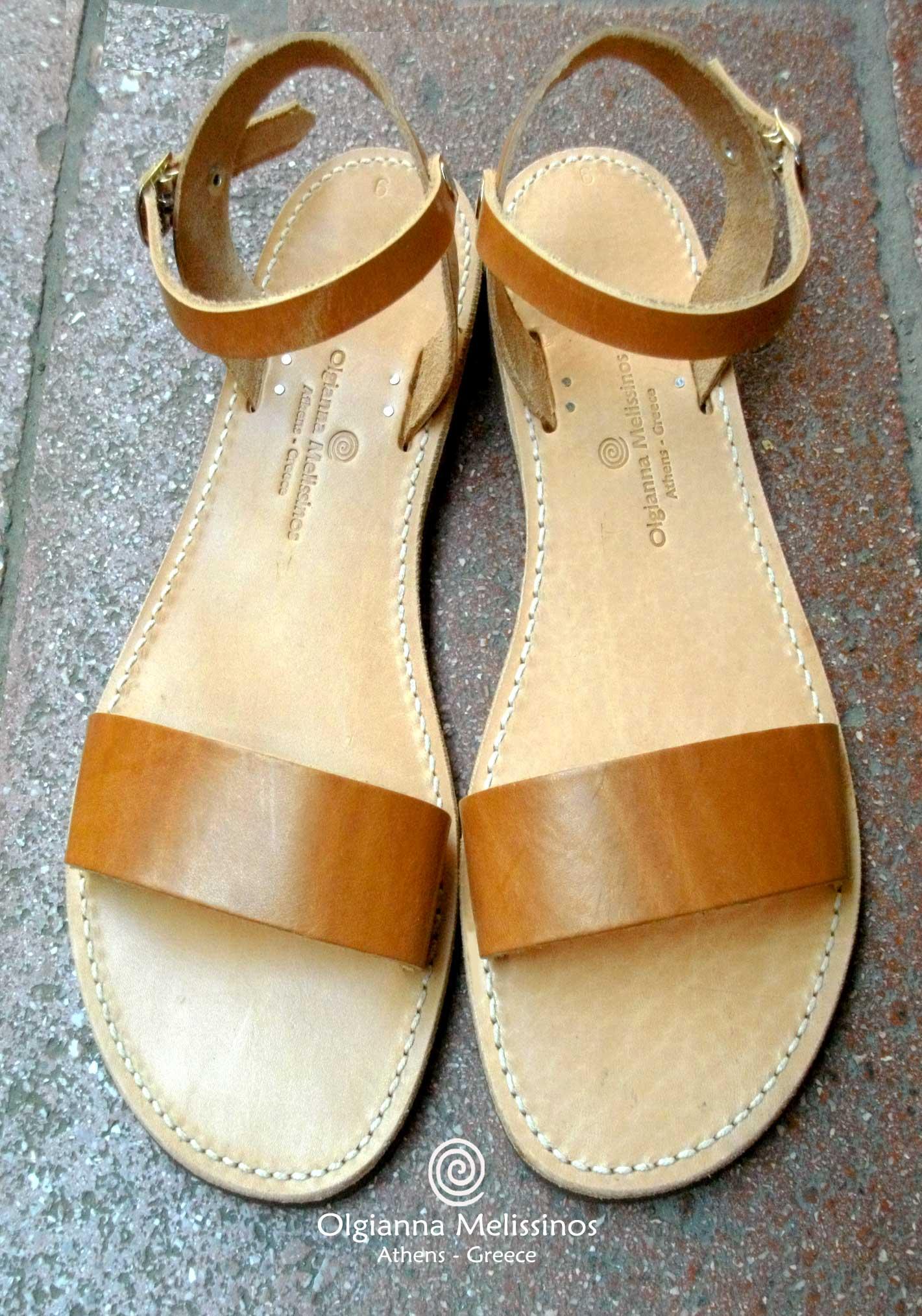 Handmade Sandals - RHEA 17/22