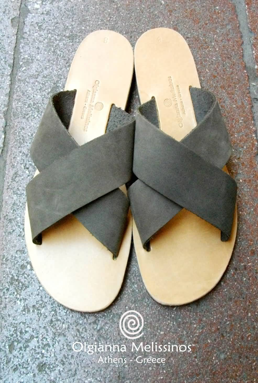 Handmade Sandals - CHI NUBUCK 29PK