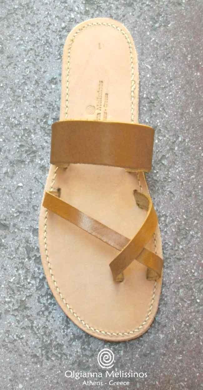 Handmade Sandals - SPETSES 4