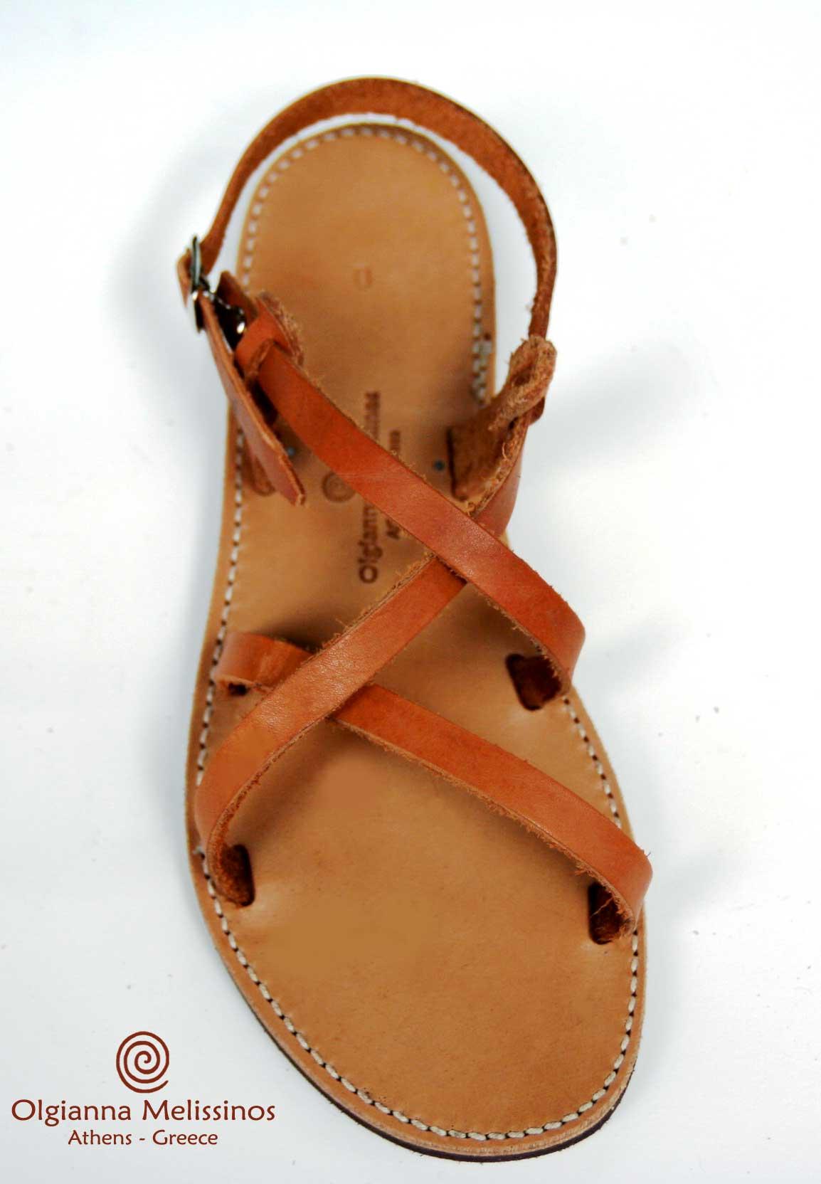 Handmade Sandals - ARTEMIS C13