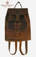 NUBUCK BACKPACK TM551L